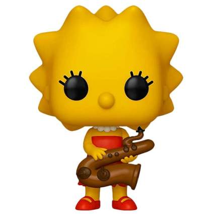 Lisa Saxophone Funko Pop