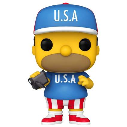 USA Homer Funko Pop