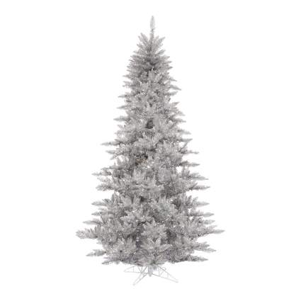 Silver fir christmas tree