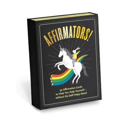 affirmators book