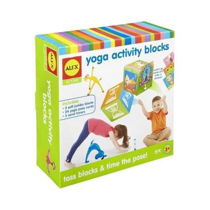ALEX Active Yoga Activity Blocks
