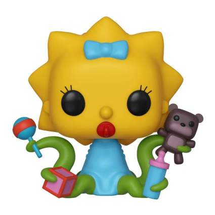 Alien Maggie The Simpsons Treehouse of Horror Funko Pop