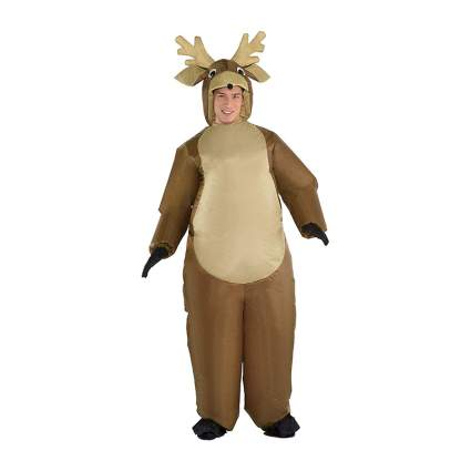 Amscan Inflatable Reindeer Costume