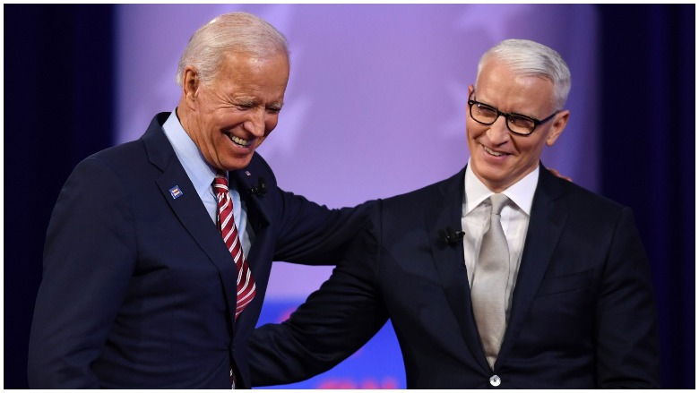Anderson Cooper Age Height