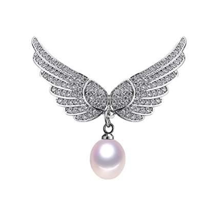 angel wing brooch