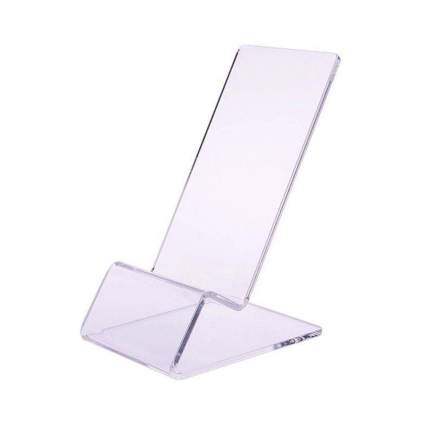 AUWU Clear Acrylic Phone Mount