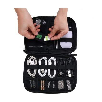 bagsmart Small Travel Cable Organizer Bag