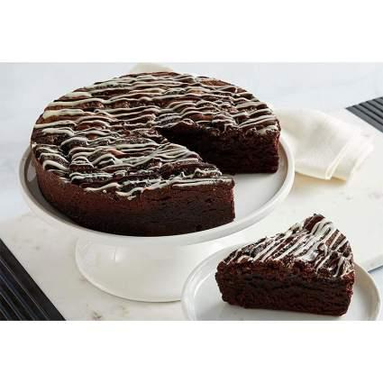Bake Me A Wish Cookies and Cream Brownie Cake