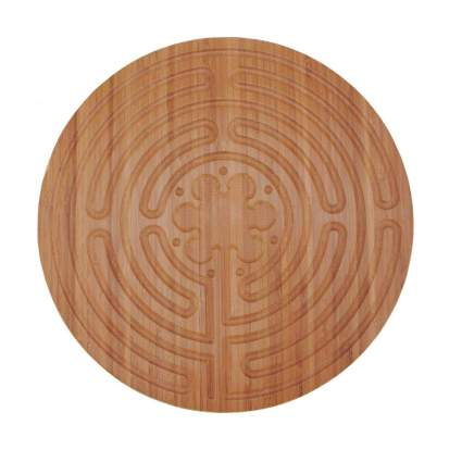 Bamboo Finger Labyrinth