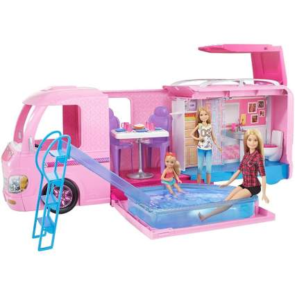 Barbie Dreamcamper vehicle