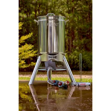 Bayou Classic 44- Quart Grand Gobbler Turkey Frying Kit