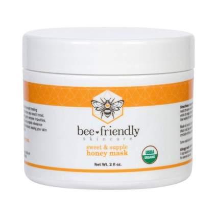 Bee Friendly Certified Organic Raw Honey Mask