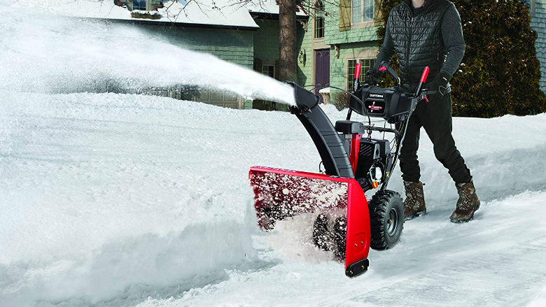 best snow blowers featured image