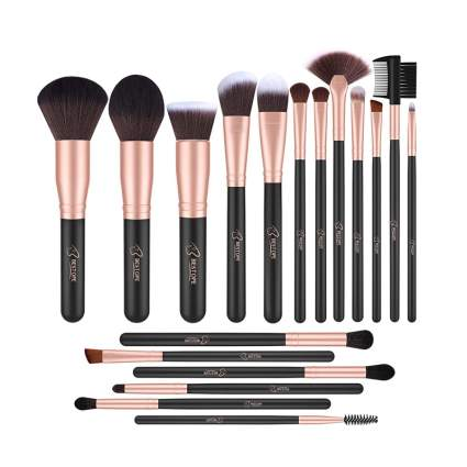 BESTOPE 18-Piece Makeup Brush Set