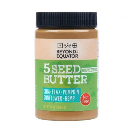 Beyond the Equator Nut Free 5 Seed Butter