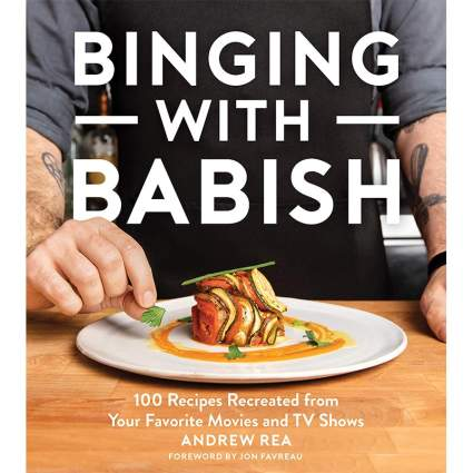 Binging with Babish Cookbook