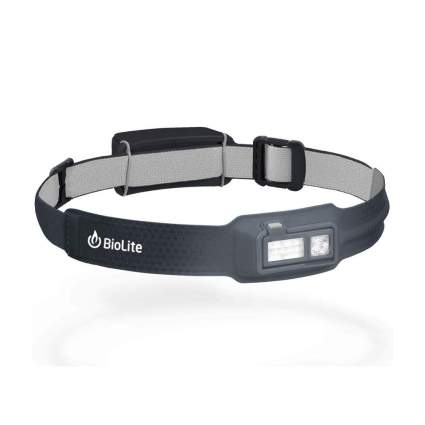 BioLite 330 Lumen No-Bounce Rechargeable HeadLamp