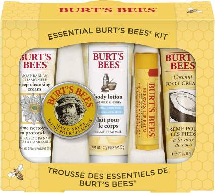 burts bees gifts