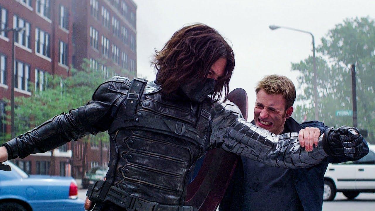 Captain America The Winter Soldier Stream German