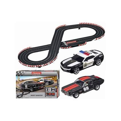 Carrera Evolution Most Wanted Slot Car Race Set