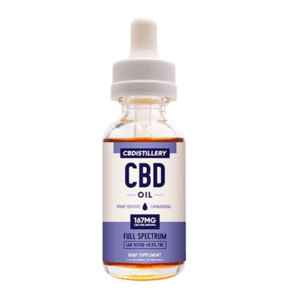 cbd tincture from Colorado