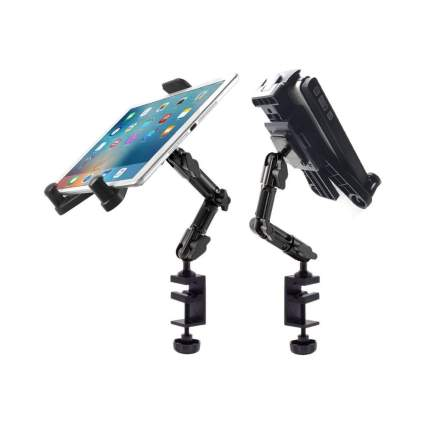 ChargerCity Aluminum Alloy Mic Stand Tablet & Smartphone Holder