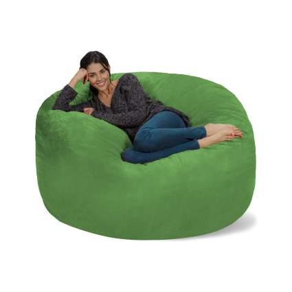 Chill Sack Giant 5 Foot Bean Bag Chair