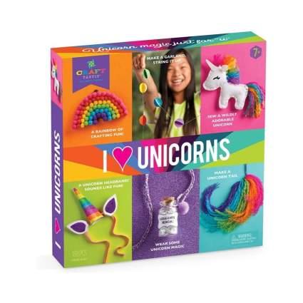 Craft-tastic – I Love Unicorns Kit