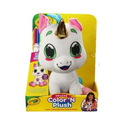 Crayola Deluxe Color 'N Plush Unicorn