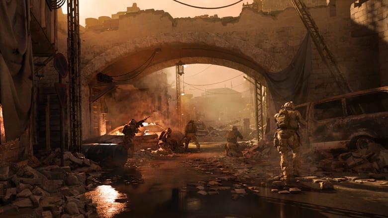 Cross-Play Call of Duty Modern Warfare