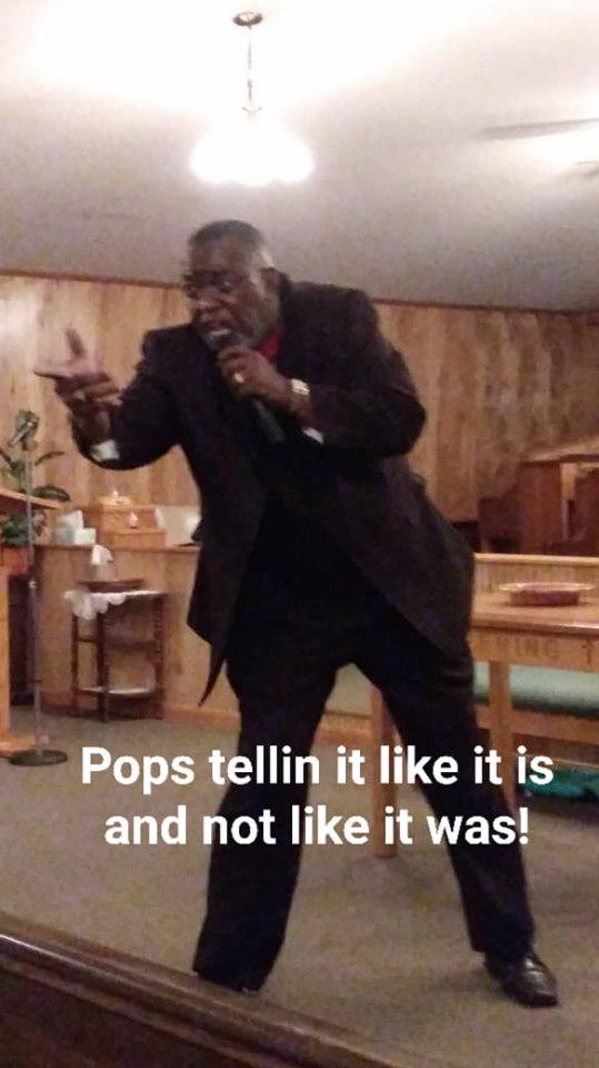 Pastor David Wilson