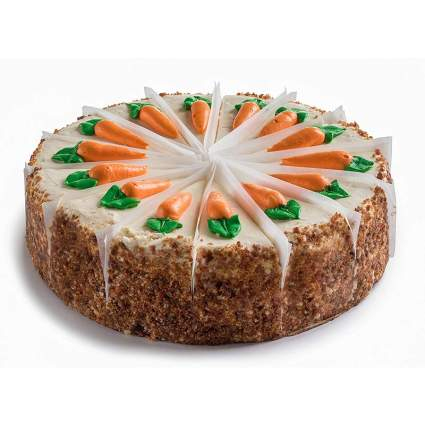 David's Cookies Layered Carrot Cake