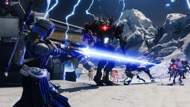Destiny 2 Divine Fragmentation
