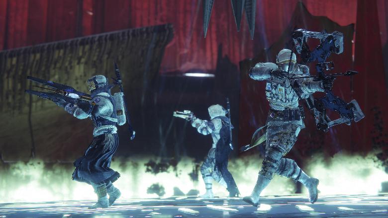 Destiny 2 Leviathan's Breath Quest