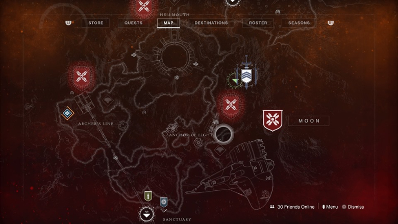 Destiny 2 Temple of Crota