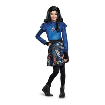 Disguise Evie Isle of The Lost Kids Descendants Costume