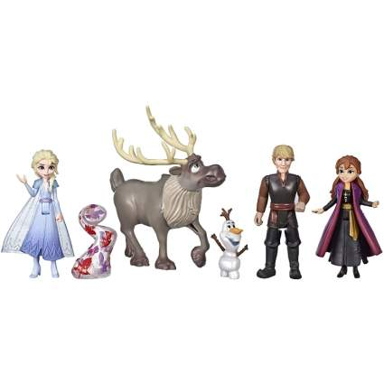 Frozen 2 5 Doll Pack