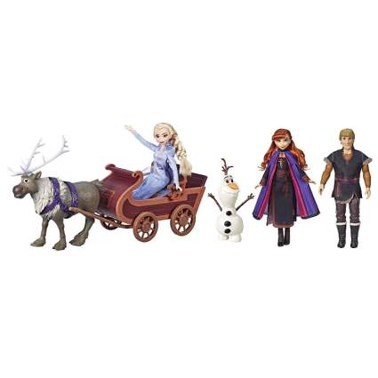Frozen 2 Dolls Set