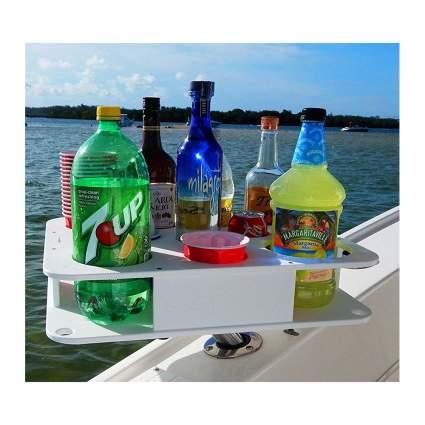 portable boat bar