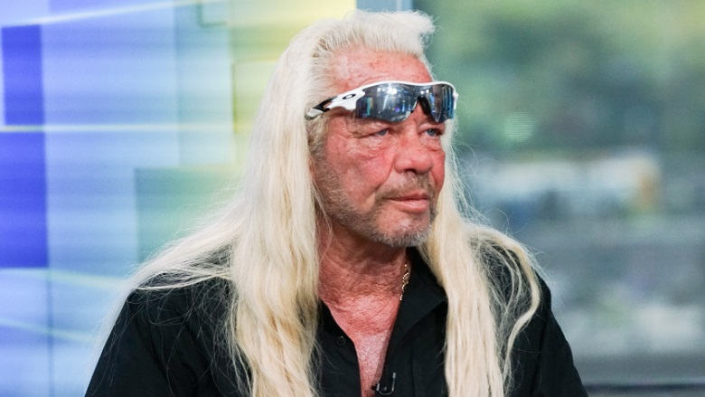 Dog the Bounty Hunter Health Condition