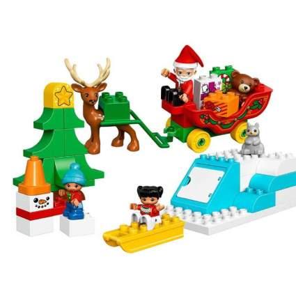 Duplo Santa Set