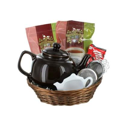 english tea store earl grey tea gift basket