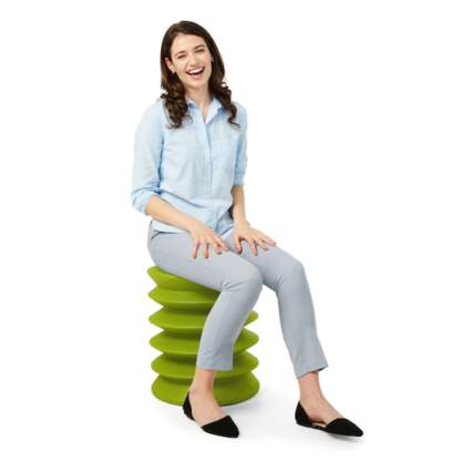 ergonomic sitting stool