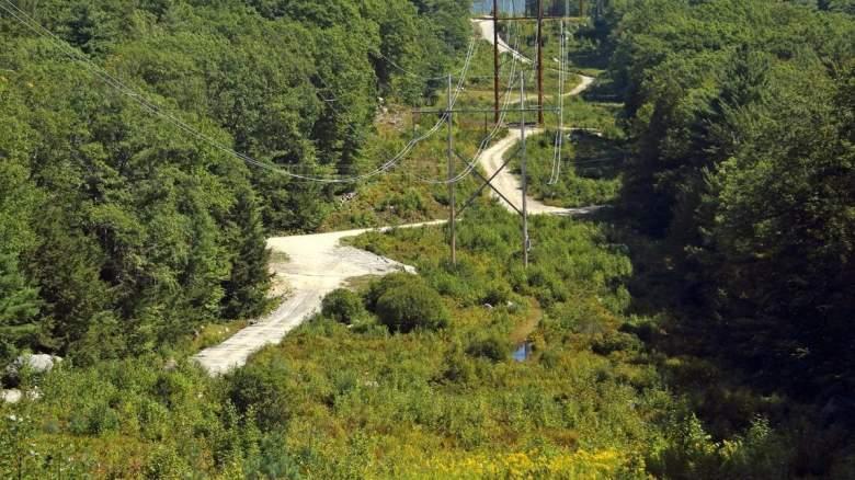 new england power line corridors