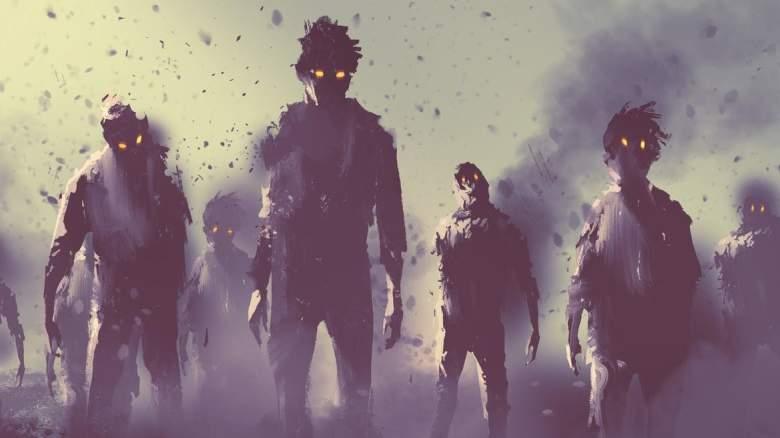 zombie flu