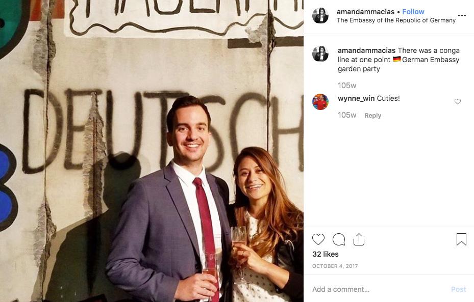 Amanda Macias Boyfriend