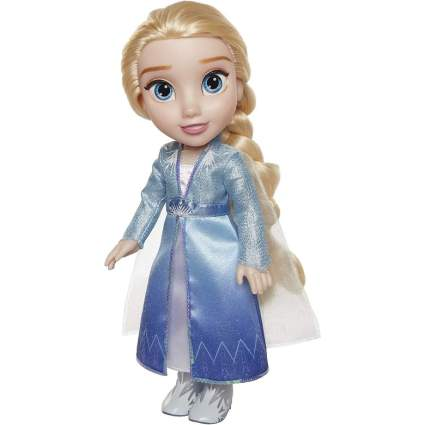 Frozen 2 Elsa Adventure Doll