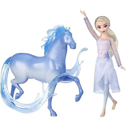 Frozen 2 Elsa and Nokk two pack