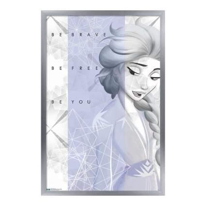 Frozen 2 Elsa Wall Poster