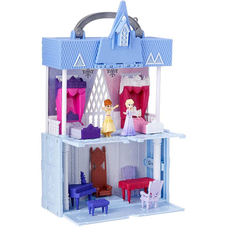 Disney Frozen 2 Ultimate Arendelle Castle Playset Kid Toy Gift